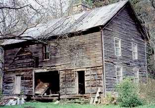 Antique hand hewn log cabins and chestnut barn siding from for Hand hewn log cabin for sale