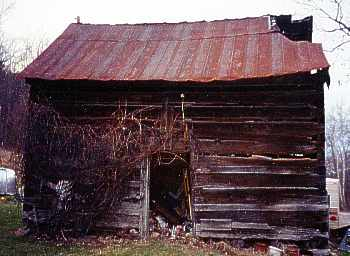 Antique hand hewn log cabins from vintage log and lumber for Hewn log cabin kits