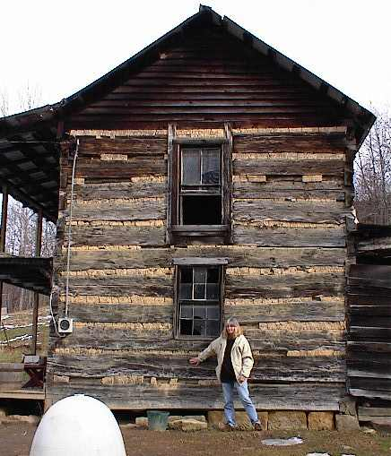 Antique hand hewn log cabins from vintage log and lumber for Hand hewn log cabin