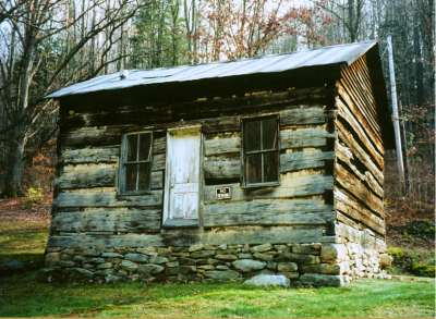Antique Hand Hewn Log Cabins From Vintage Log And Lumber