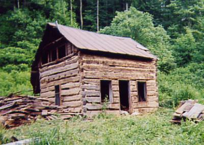 Old Camp Cabin